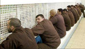 100s Palestinian prisoners join hunger strike