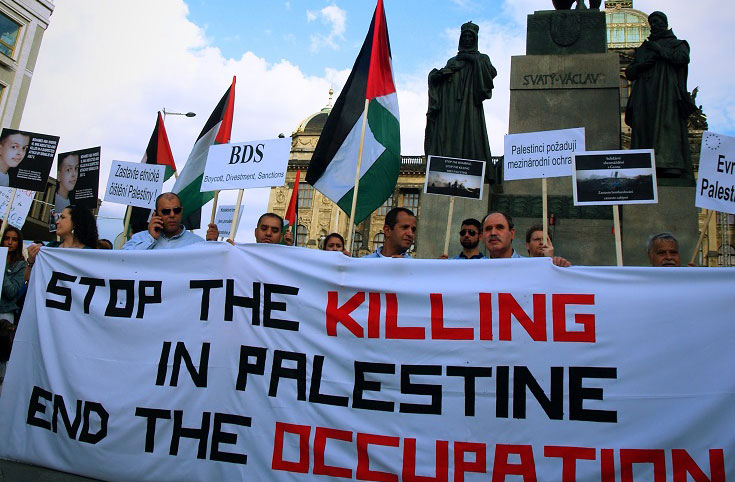 czech-palestine