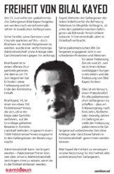 Free Bilal-German