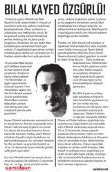 Free Bilal Turkish